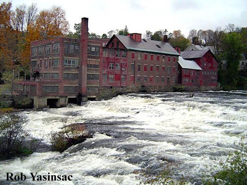 Springfield Vermont By Rob Yasinsac Parks And Woolson Company
