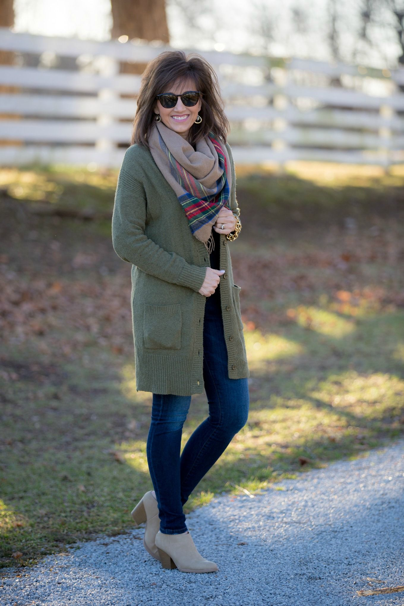 Cozy Winter Outfit With Payless – Cyndi Spivey