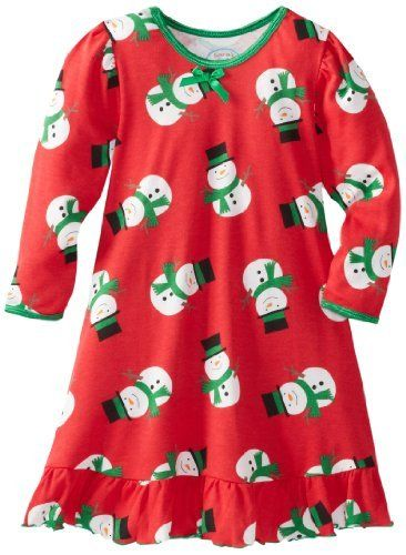 Christmas Pajamas for Toddlers - Festive Nightgowns, Footed ...