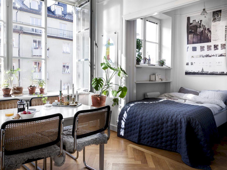 90 stylish scandinavian style apartment decor ideas