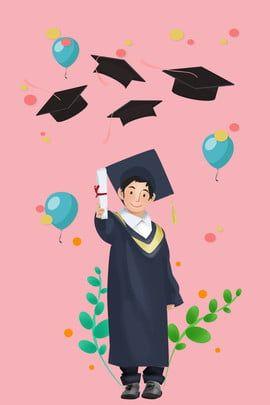 창의 리본 졸업 모자 행복 배경 In 2020 Creative Background Graduation Images Graduation Silhouette