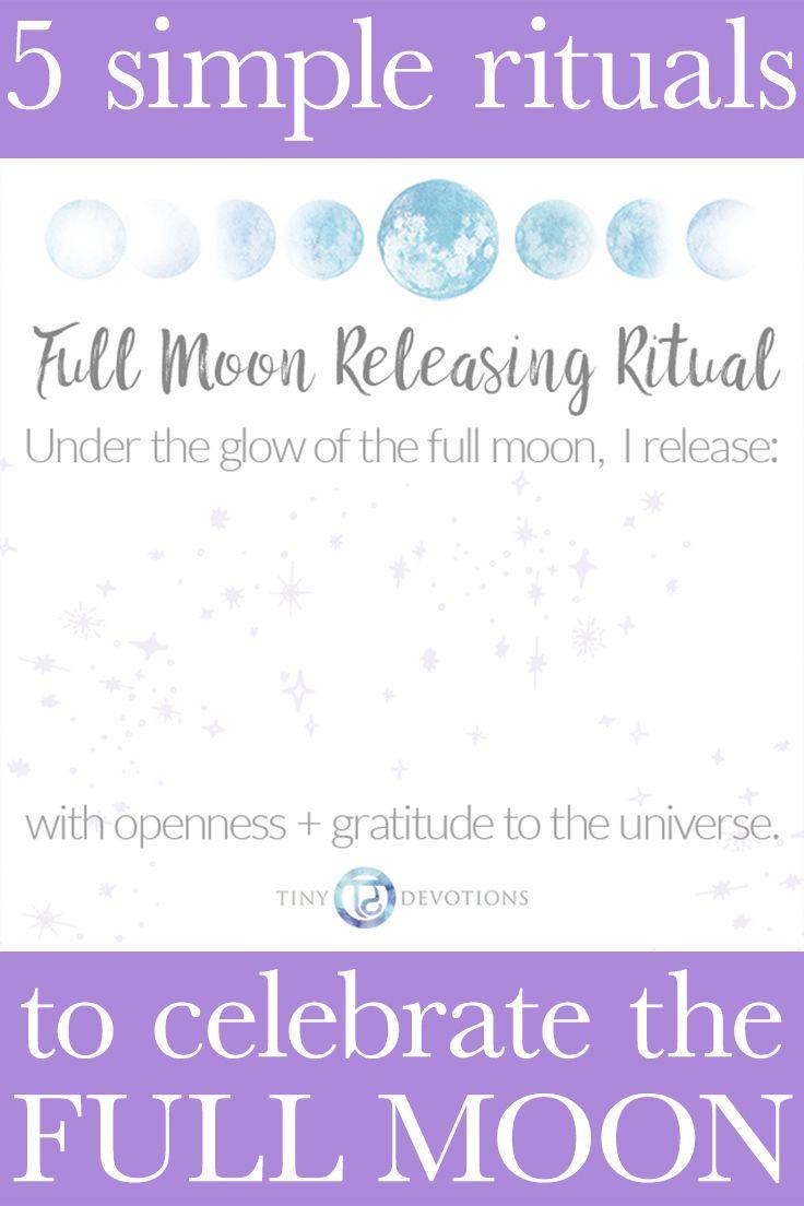 Create Space With 5 Simple Rituals To Celebrate Full Moon In Aquarius On Blog108 Moon In Aquarius Full Moon Full Moon Ritual