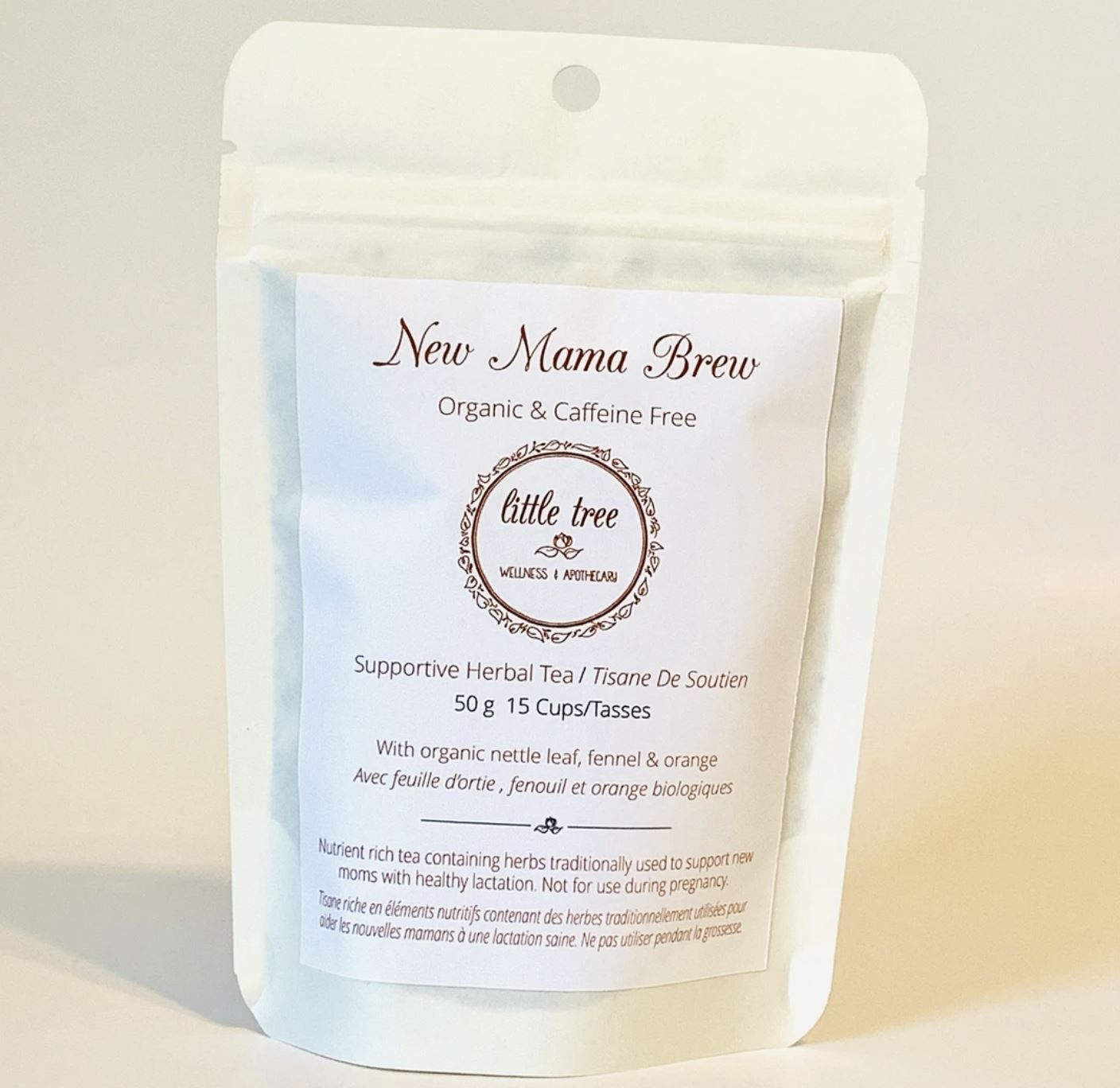 28+ New Mama Brew Herbal Tea by Little Tree Wellness & Apothecary