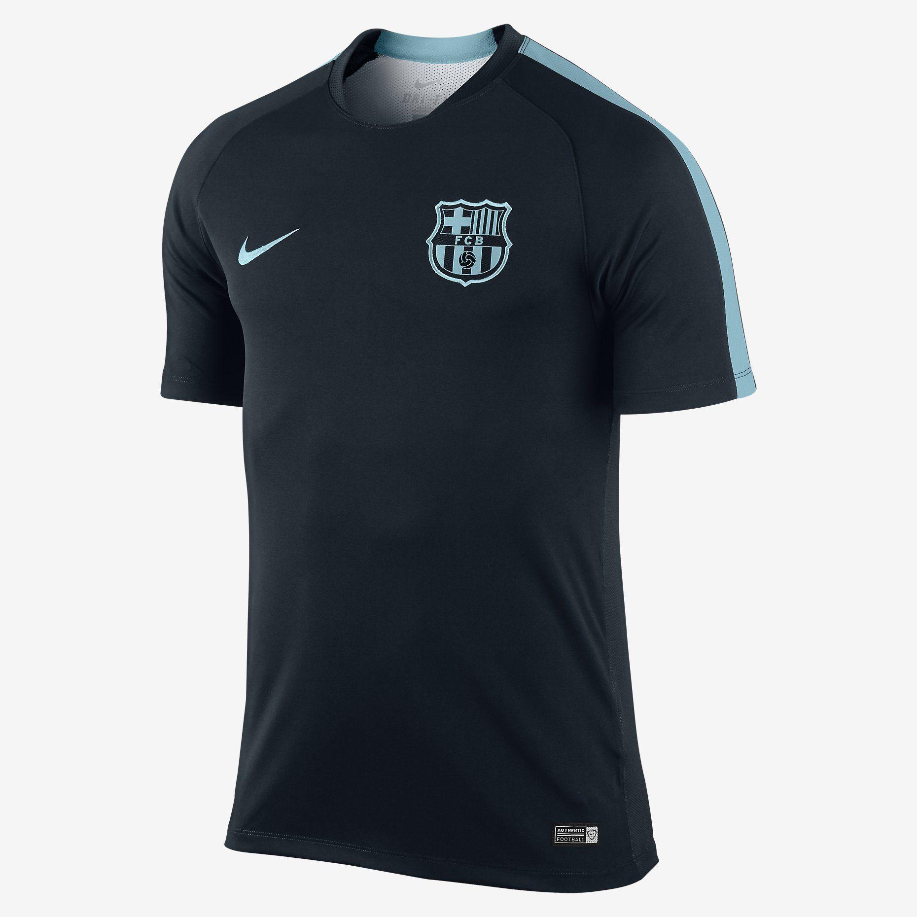 32ca6bd67cb7e FC Barcelona Pre-Match 2 Camiseta de fútbol - Hombre. Nike.com (ES ...
