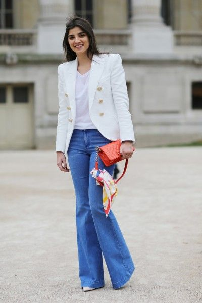100+ Street Style Photos! The Best of Fall Fashion Week - Flare