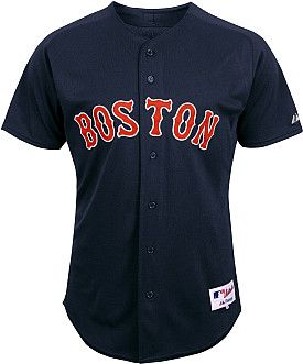 a8ae58fd901 Majestic Men s Big   Tall Boston Red Sox Michael Napoli Authentic Alternate  Navy Jersey  MLB  Playoffs