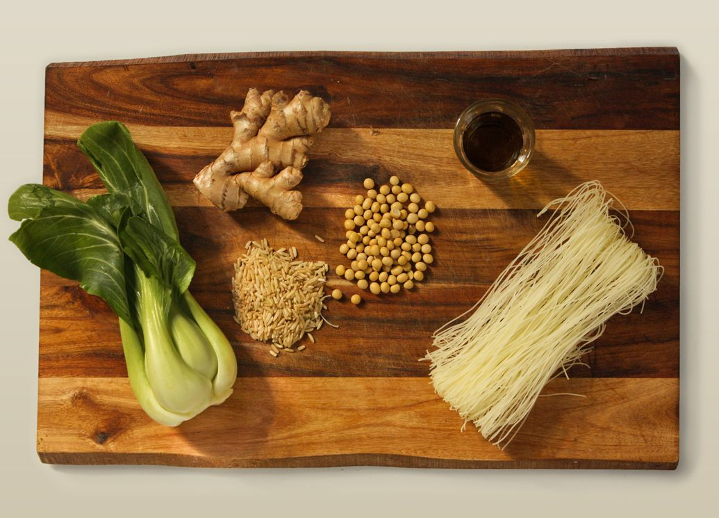 What real food looks like around the world: Chinese diet