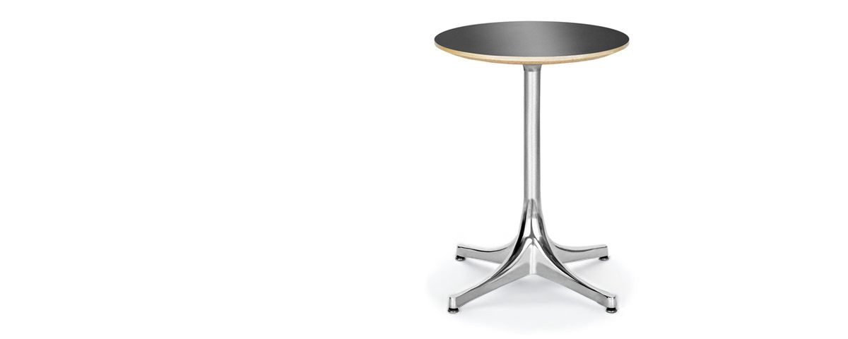 Nelson Pedestal Table   Accent Table   Herman Miller