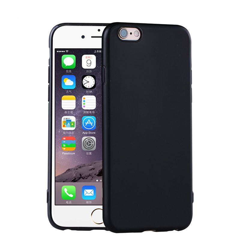 Cover iPhone Silicone - Covers in Pelle