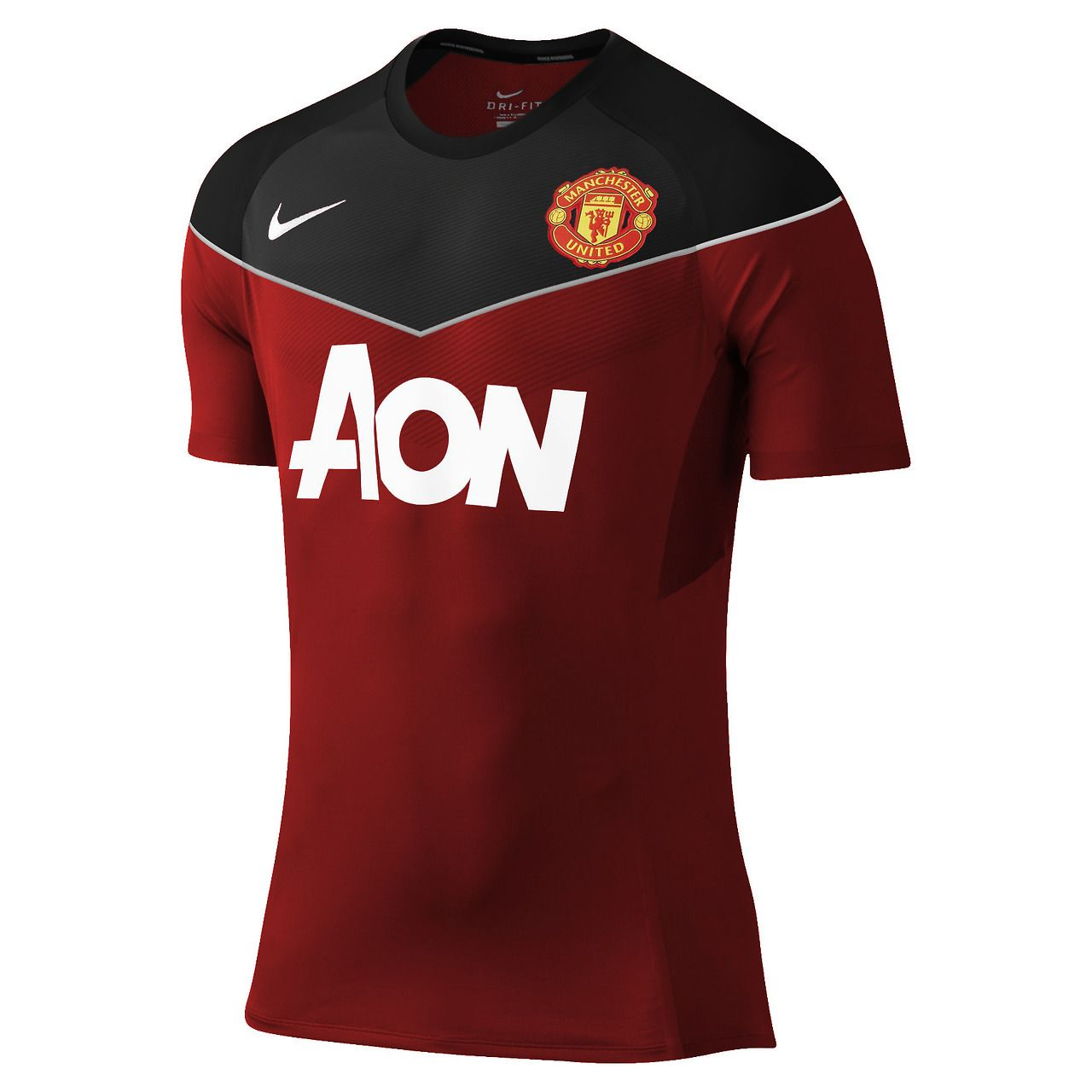 A new strong look for the Manchester United kit.  6d1c61aa850aa