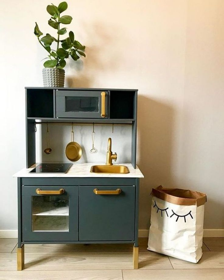 Mommo Design Stylish Ikea Hacks For Kids Speelgoed Keuken In 2019