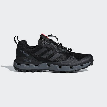 Terrex Fast GTX Surround Shoes Black Mens (With images