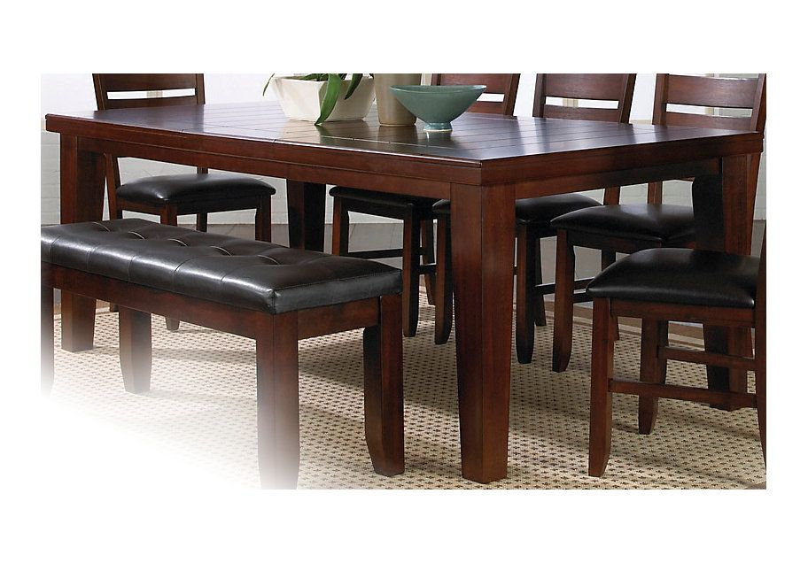 Lake Tahoe Dining Room Set Pleasing Picture Of Lake Tahoe Brown 5 Pc Rectangle Dining Room From Dining Design Ideas