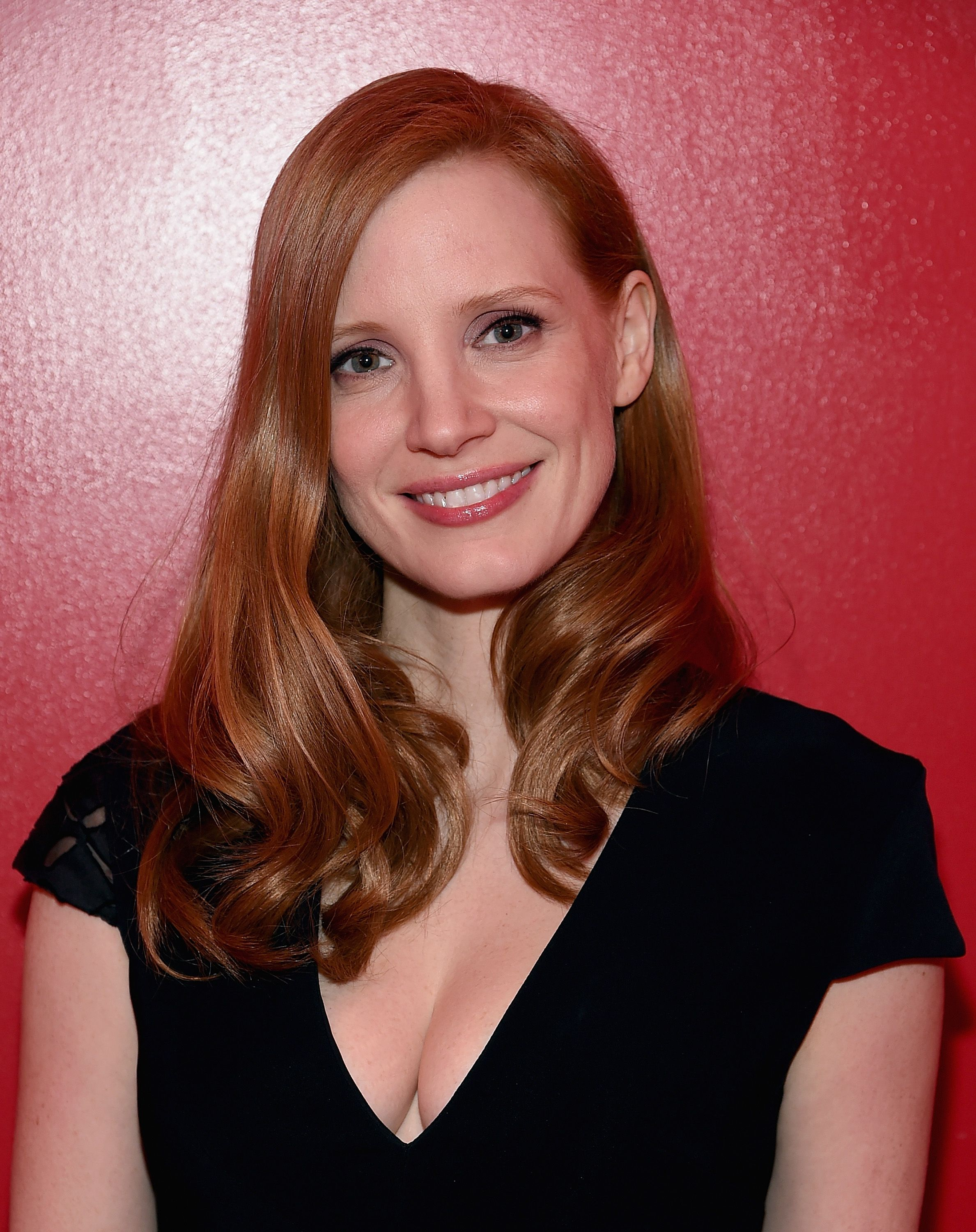 Jessica Chastain Sagaftra Panel On Zookeepers Wife Nyc Mar