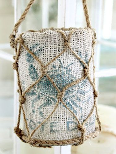 Coastal Living 6 Beach And Nautical Crafts With Images