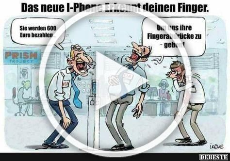 The new iPhone recognizes your finger ..   Funny pictures, sayings, jokes, real ... -  The new iPhone recognizes your finger ..   Funny pictures, sayings, jokes, really funny  - #ComicBooks #ComicsAndCartoons #finger #funny #FunnyQuotes #iphone #jokes #Laughing #NursingMemes #pictures #real #recognizes #sayings #SoFunny
