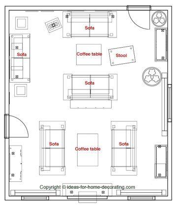 Arranging Living Room Furniture Living Room Furniture