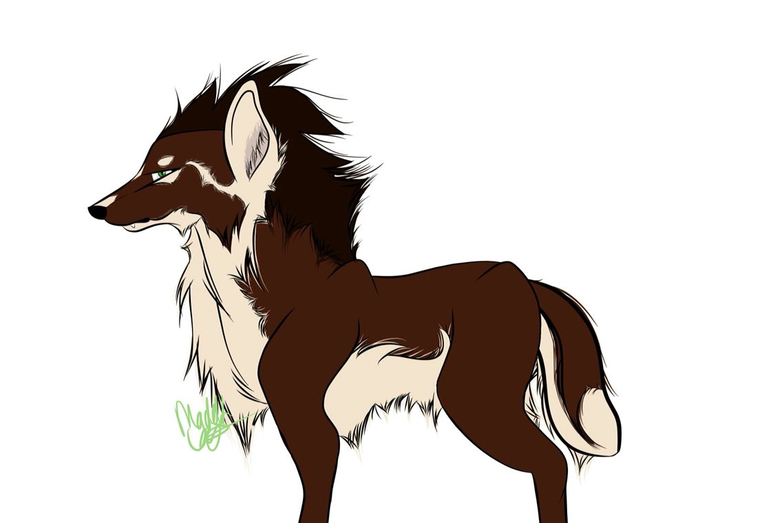 Art Trade with Chotta18 on deviantart Check her out!