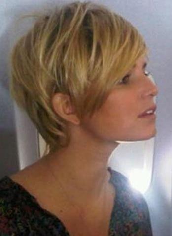 dünne mittellange haare | frisuren, lena gercke kurze