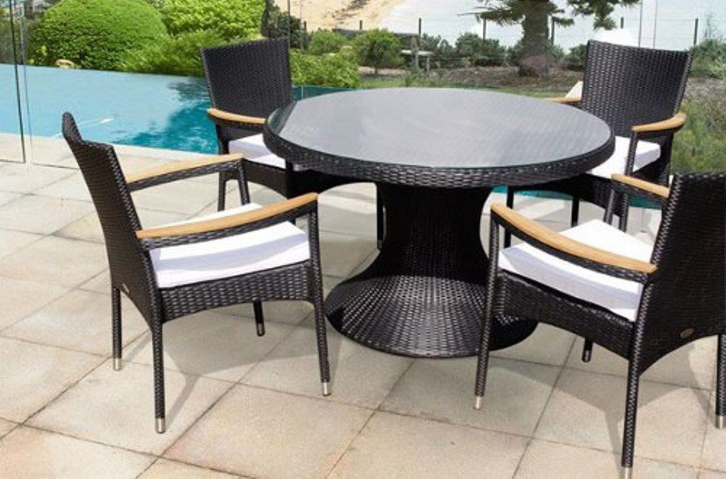 Terrassen Tische Small Outside Table And Chairs | Terrassen Tische, Tisch