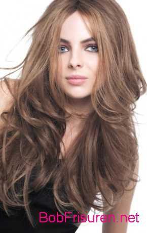 Moderne frisuren lange haare 2015
