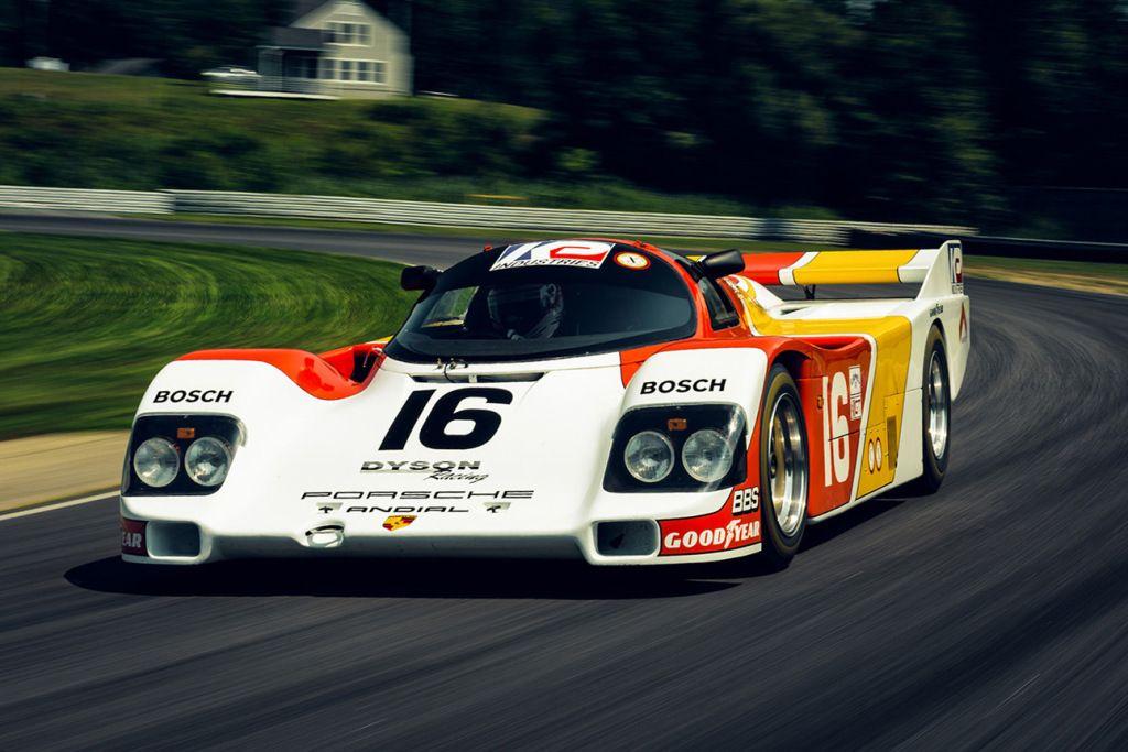 The Porsche 962 Race Car Is the Aspiration of All Porsches