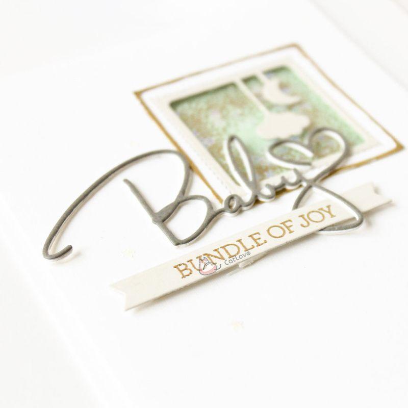 DIY Scrapbooking Album Paper Card Metal Cutting Dies Stencil Decor Craft Gift