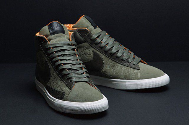 new products new lower prices designer fashion mowax-nike-blazer-mid-4 | wishes | Sneakers, Sneakers nike, Nike
