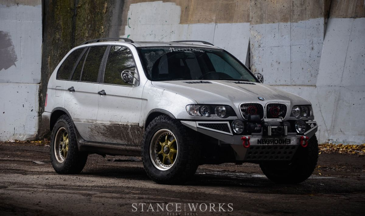 5008f33e359921fb4da6fb838a3dbf14 purpose built for fun tyler coey's bmw x5 stance works cars 2003 BMW X5 4.4 Interior at bakdesigns.co