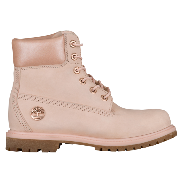 timberland boots pink foot locker