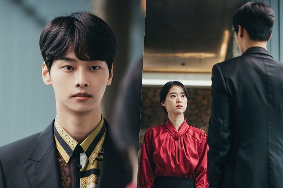 "Cha Hak Yeon Is A Chaebol Heir Who Begins Secret Romance With Maid Jung Yi Seo In New Drama ""Mine"""