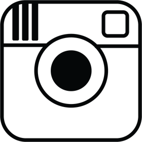 Instagram Black Outline Logo Png Font Typeface Square Android Icon Vector Png Eps Button Free Downloa Instagram Logo Transparent Android Icons Background Maker