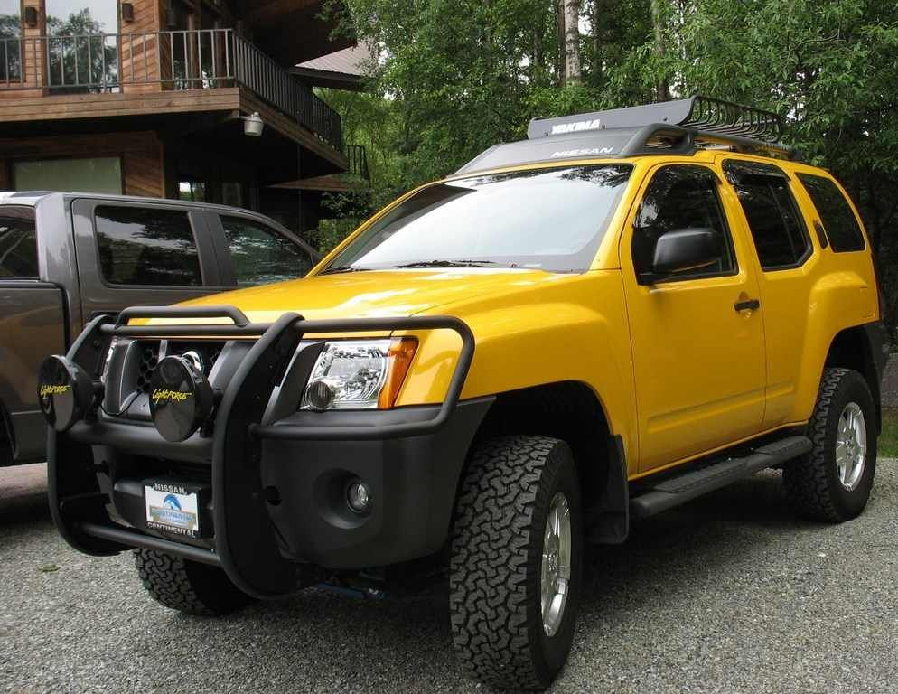 Nissan Xterra Always Wanted This When I Was In High