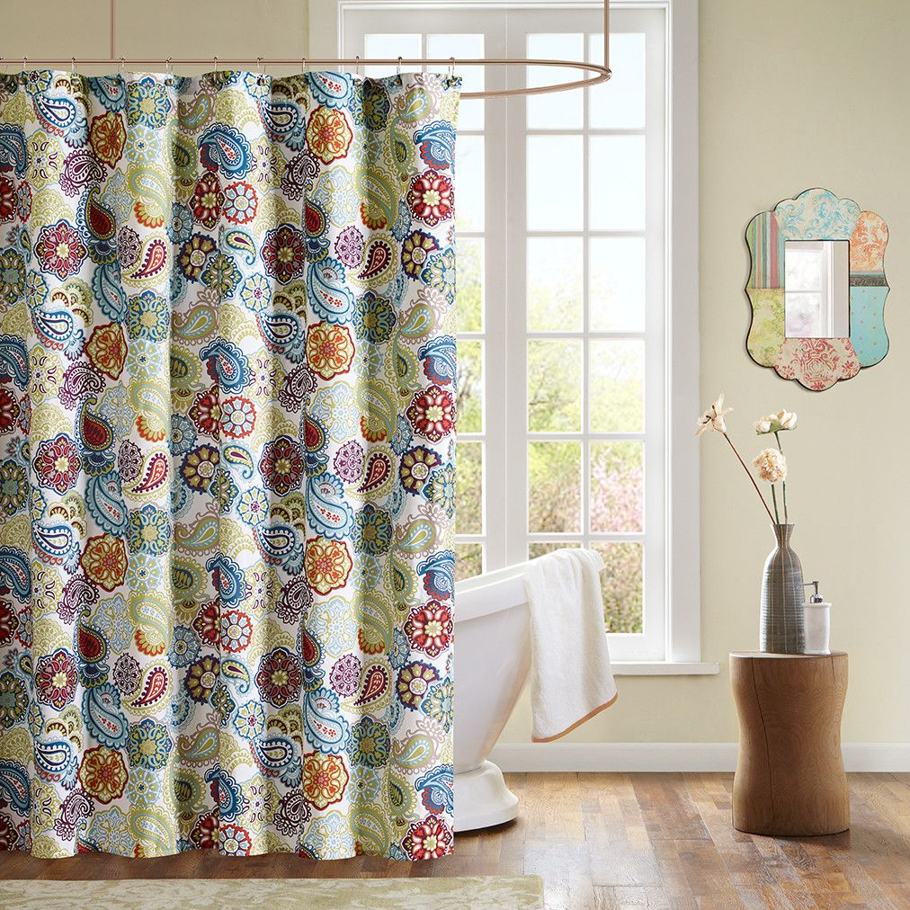 Shop Wayfair For Shower Curtains To Match Every Style And Budget