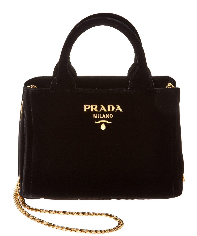 f1f2155a89c3 PRADA Prada Garden Mini Velvet Tote .  prada  bags  shoulder bags  hand bags   velvet  tote  lining