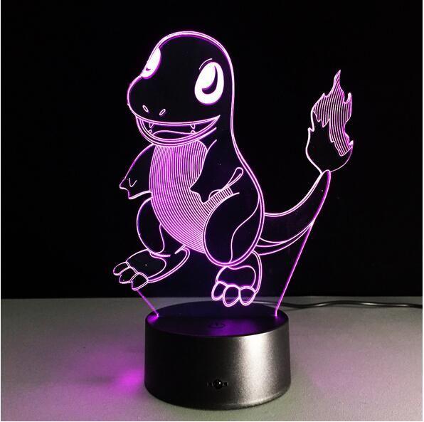 LED Hogar Lamparas pokemonDecoración y hogarLed mNn80wPOyv