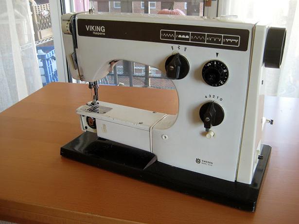 The Joys Of Vintage Sewing Machines Sewing Machines OldNew Best Viking 6440 Sewing Machine
