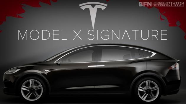Tesla Model X Signature Series Tesla Modelo X Tesla Leer
