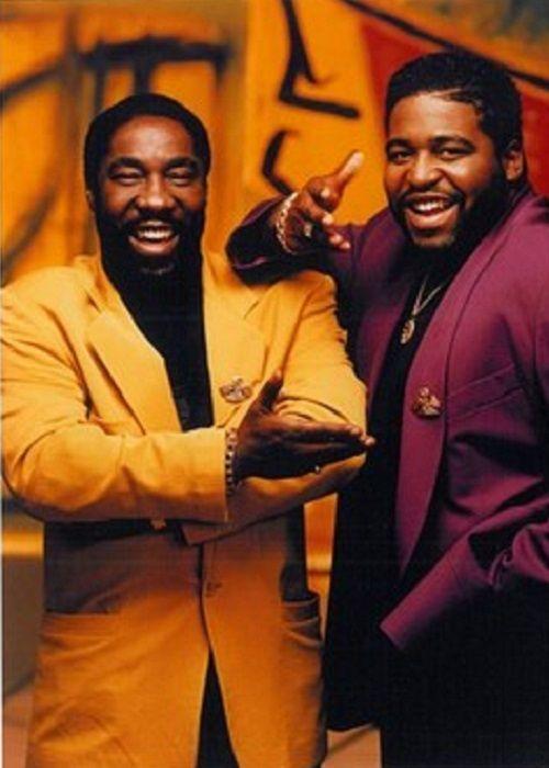Gerald and Eddie Levert   Old School R&B Artists in 2019