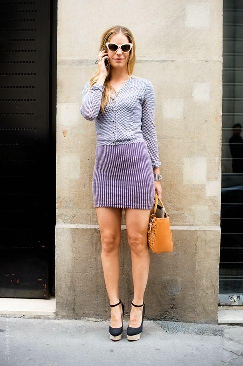 #yes #sassy #paris #knits #streetstyle