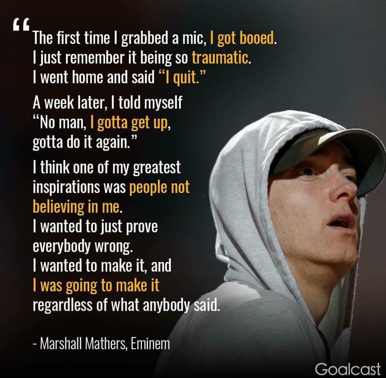Pin By Jackie Trujillo On Eminem Eminem Quotes Eminem Lyrics Eminem