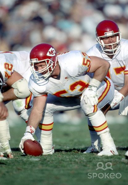 5bd9d4c63 Mike Webster with the KC Chiefs | A Long Way From Home | Mike ...