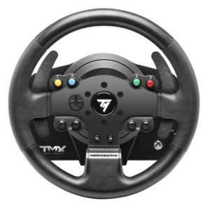 The Thrustmaster Tmx Force Feedback Racing Wheel Is A Fantastic
