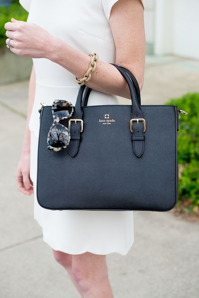 kate spade handbags black shoulder bag