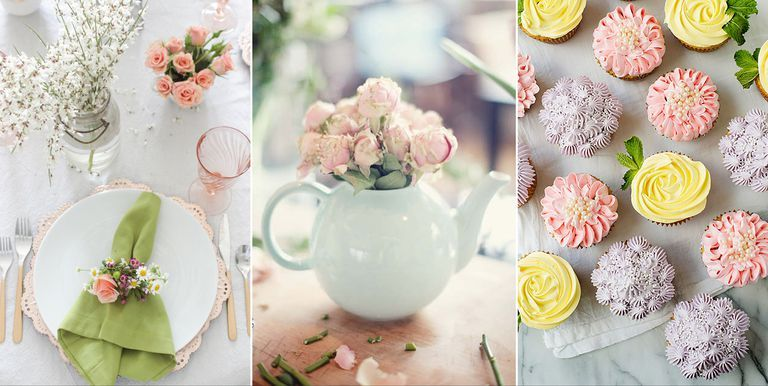 18 Creative Ideas for Hosting the Ultimate Garden Party This Spring is part of British garden Party - 'Tis the season for tea parties in the garden!