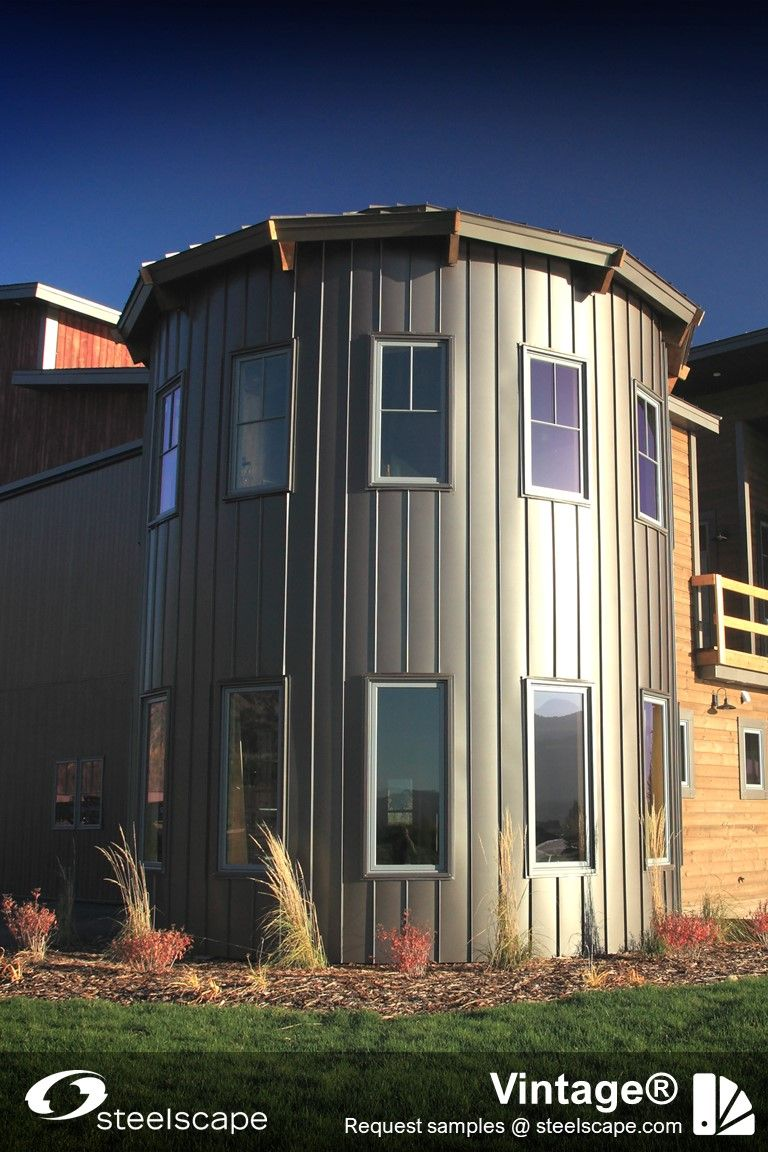 Vintage In 2020 Metal Roof Standing Seam Siding Colors