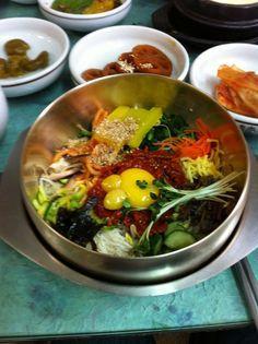 전주비빔밥, JeonJu Bibimbab