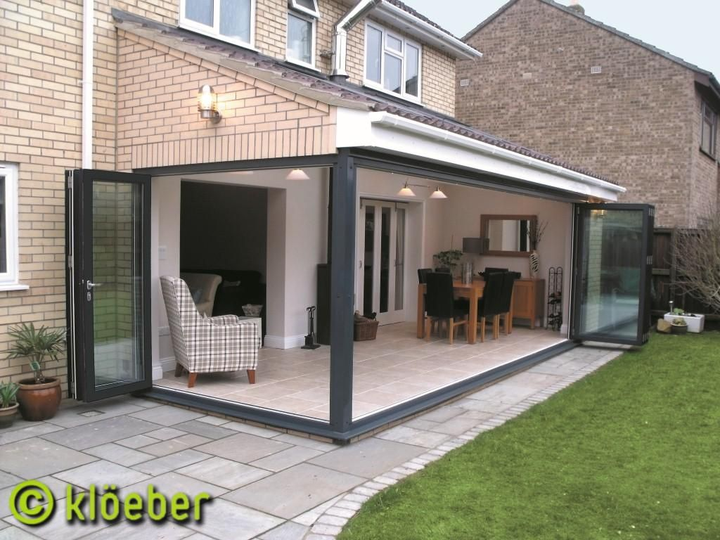 Bifold Exterior Doors Uk Home Patio In 2019 Pinterest Doors