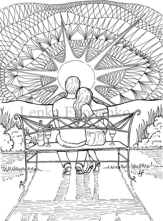 Coloring Page For Adults Coloring Page Lovers Adult Coloring