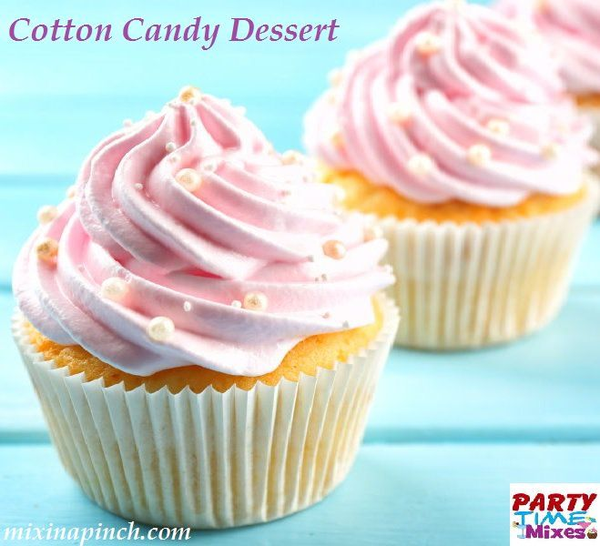 Love the taste of Cotton Candy? Enjoy this NEW Party Time Mixes Dessert mix!  https://www.facebook.com/mixinapinch/photos/a.1118462811503823.1073741828.1118425181507586/1558811310802302/?type=3&theater …  #cottoncandy #dessert  #yummy #partytimemixes
